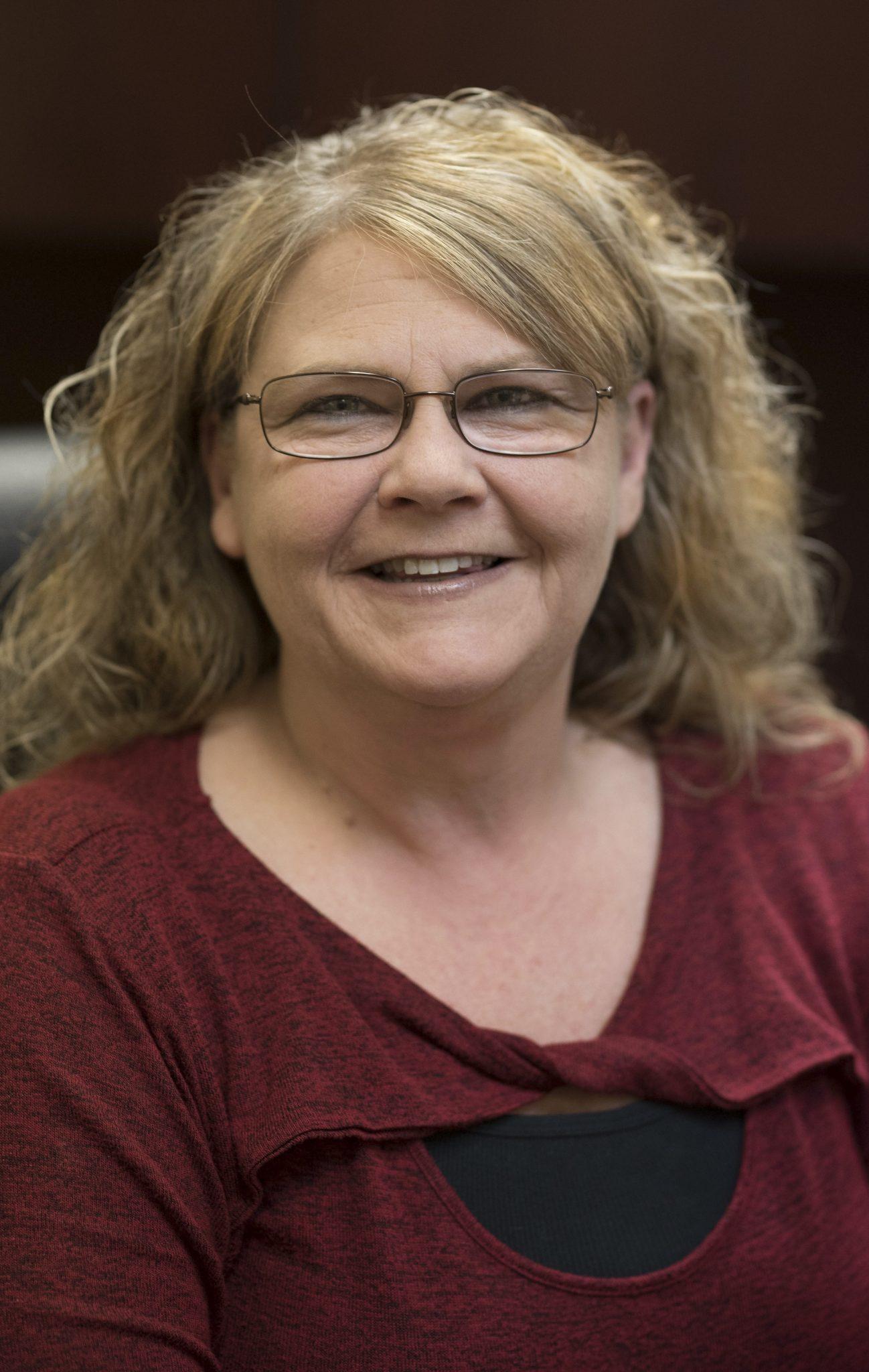 Reita Jennings, Loan Processor