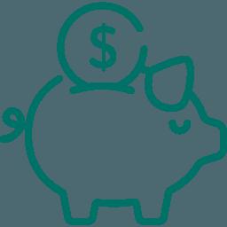 Get Cash for Savings!